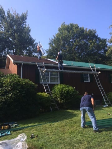 Belle Vernon Mount Pleasent Acmt Pennsylvaniaverlin Roof